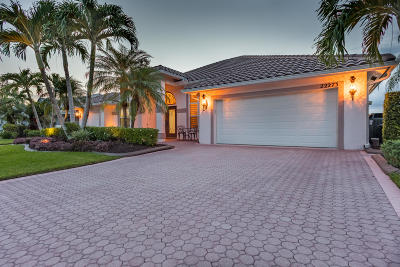Boca Raton Single Family Home For Sale: 22273 Vista Lago Drive