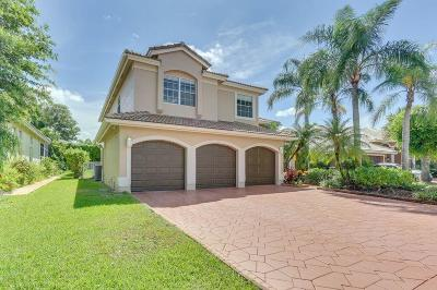 Boca Raton Single Family Home For Sale: 19434 Black Olive Lane