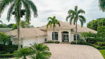 West Palm Beach Single Family Home For Sale: 8515 Egret Meadow Lane
