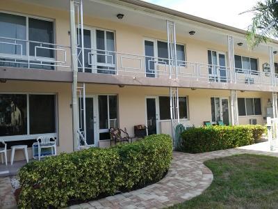 Pompano Beach Rental For Rent: 3201 SE 12th Street #7 A
