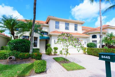 West Palm Beach Single Family Home For Sale: 8445 Legend Club Drive