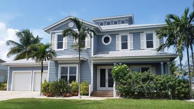 Hobe Sound Single Family Home For Sale: 8551 SE Driftwood Street