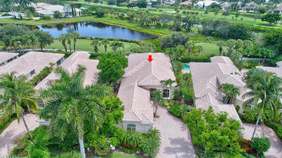 Delray Beach Single Family Home For Sale: 7836 Montecito Place
