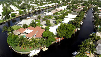 Boca Raton Single Family Home For Sale: 1498 SW 5th Court