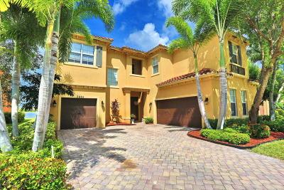 Wellington Single Family Home For Sale: 3425 Vanderbilt Drive