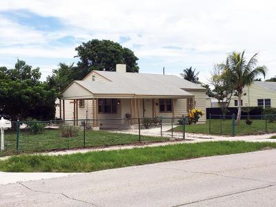 Delray Beach Multi Family Home For Sale: 309 S Swinton Avenue #309a & 3