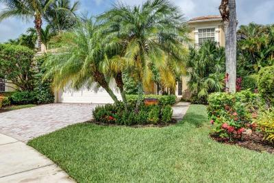 Palm Beach Gardens Single Family Home For Sale: 248 Porto Vecchio