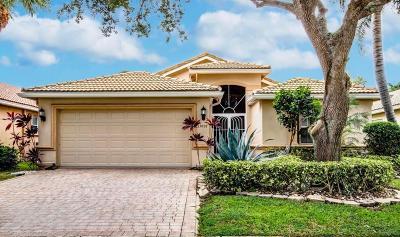Delray Beach Single Family Home For Sale: 13897 Via Nidia