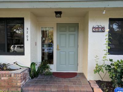 Delray Beach Single Family Home Contingent: 3703 Arelia Drive