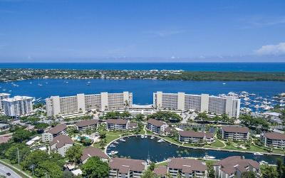 North Palm Beach Condo For Sale: 1132 Marine Way W #E-2 R