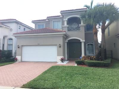 Boynton Beach Single Family Home For Sale: 1055 Grove Park Circle
