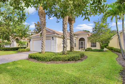 Palm Beach Gardens Single Family Home For Sale: 8987 Oldham Way