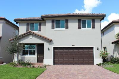 Lake Worth Single Family Home For Sale: 6855 Langdon Way