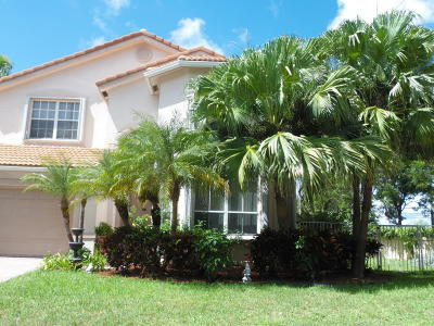 Delray Beach Single Family Home For Sale: 1600 W Classical Boulevard