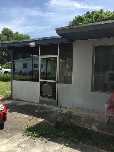 Lantana Single Family Home For Sale: 1446 W Drew Street