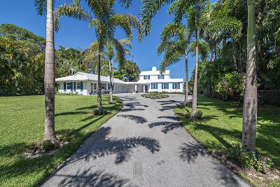 West Palm Beach Single Family Home For Sale: 3130 Washington Road