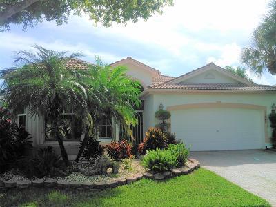 Boynton Beach Single Family Home Contingent: 11940 Habana Avenue