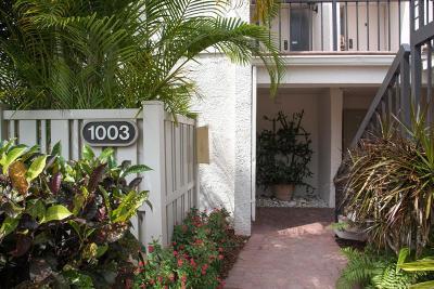 Boca Raton Condo For Sale: 1003 Bridgewood Place