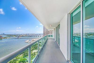 Miami Rental For Rent: 1800 Bayshore Drive #2205