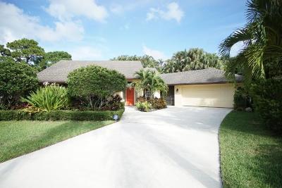 Palm Beach Gardens Single Family Home For Sale: 2786 Bayonne Drive
