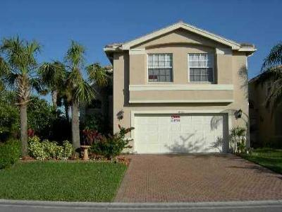 Greenacres Single Family Home For Sale: 5322 Moon Shadow Lane