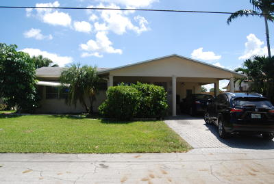 Tamarac Single Family Home For Sale: 2934 NW 48th Street