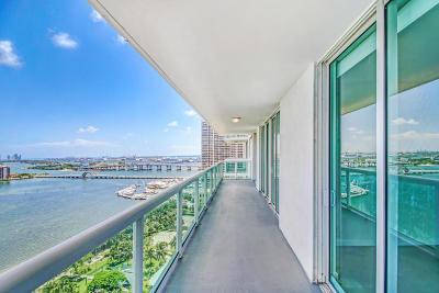 Miami Condo For Sale: 1800 Bayshore Drive #2205