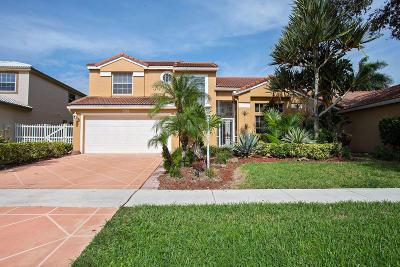 Boca Raton Single Family Home For Sale: 9688 Tavernier Drive