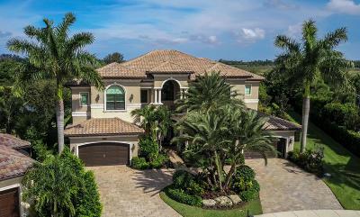 Delray Beach Single Family Home For Sale: 16876 Crown Bridge Drive