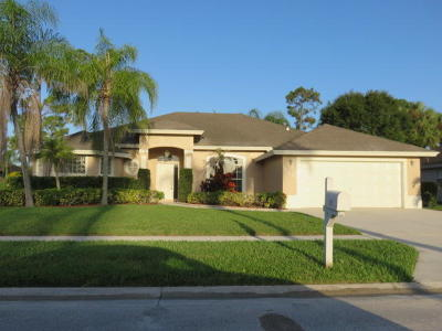 Royal Palm Beach Single Family Home For Sale: 218 Monterey Way