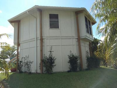 Okeechobee Single Family Home For Sale: 1048 8th Street