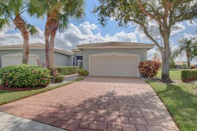 Boynton Beach Single Family Home For Sale: 5858 Island Reach Lane