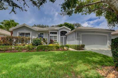 Boynton Beach Single Family Home For Sale: 11559 Pamplona Boulevard