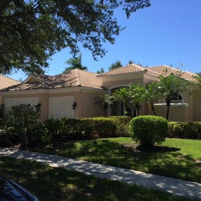 West Palm Beach Single Family Home For Sale: 1664 Flagler Manor Circle