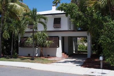 West Palm Beach Single Family Home For Sale: 4112 Washington Road