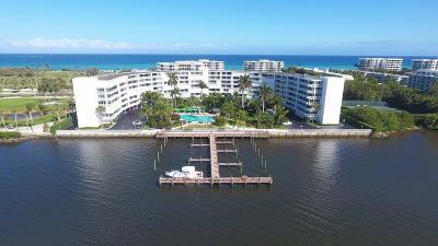 Palm Beach Condo For Sale: 2505 S Ocean Boulevard #202