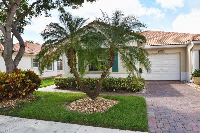 Delray Beach Single Family Home For Sale: 6104 Petunia Road