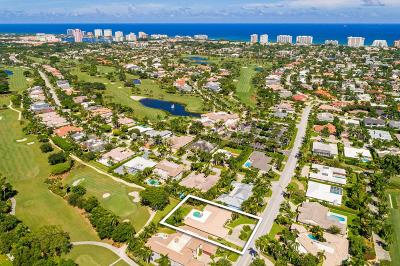 Boca Raton Single Family Home For Sale: 137 Royal Palm Way