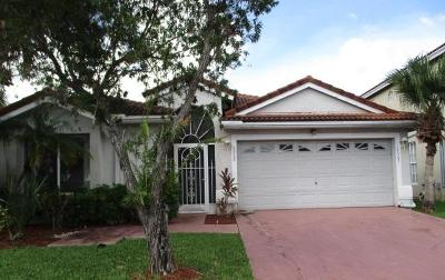 Boca Raton Single Family Home For Sale: 18367 Coral Isles Drive