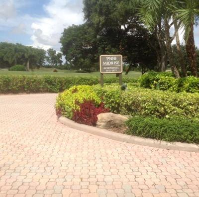 Boca Raton Condo For Sale: 1912 Bridgewood Drive #1912
