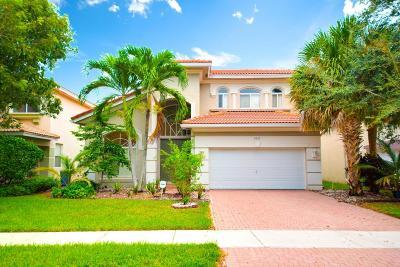 Lake Worth Single Family Home For Sale: 9193 Citrus Isle Lane