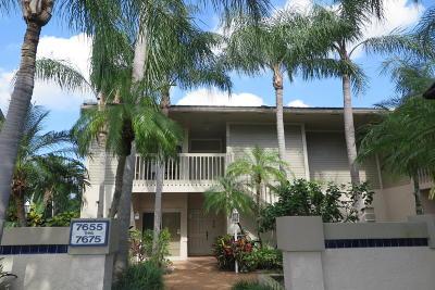 Boca Raton Condo For Sale: 7663 Cinebar Drive