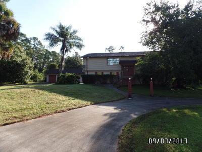Stuart Single Family Home For Sale: 10981 SW Hawkview Circle