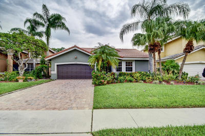Boca Raton Single Family Home For Sale: 10306 Buena Ventura Drive