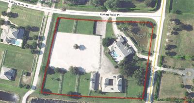 Wellington Single Family Home For Sale: 2705 Appaloosa Trail