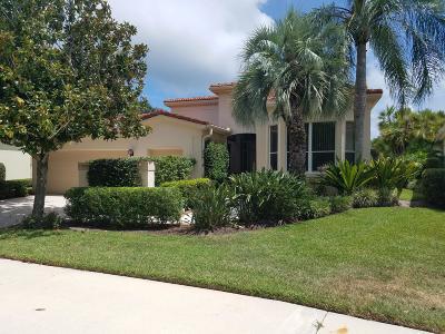 Jupiter Single Family Home For Sale: 15980 Windrift Drive