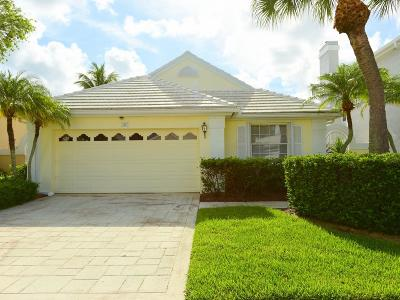 Palm Beach Gardens Single Family Home For Sale: 47 Windsor Lane
