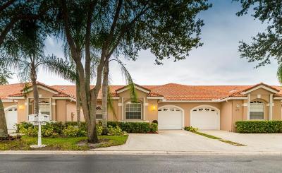 Boca Raton Single Family Home Contingent: 8268 Via Di Veneto