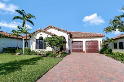 Lake Worth Single Family Home For Sale: 7467 Pochard Court