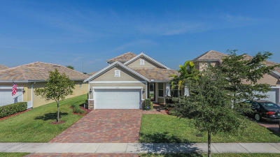 Lake Worth Single Family Home For Sale: 9310 Wrangler Drive